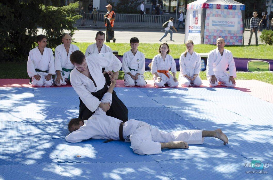 Фестиваль единоборств и боевых искусств «Будо Фест» в Днепре