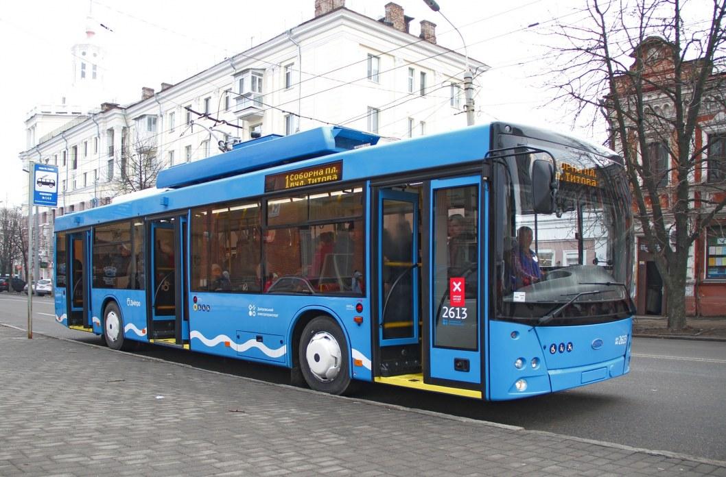 Жители Днепра предлагают пустить ночные троллейбусы: есть ли шансы