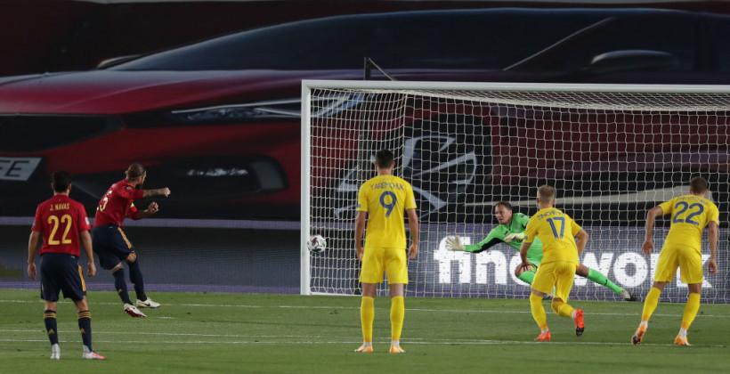Почему сборная Украины по футболу не готова к игре на топ-уровне