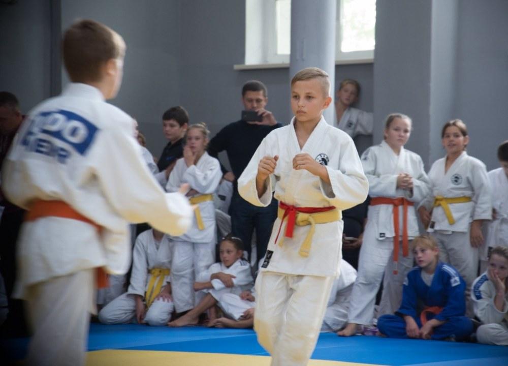 25 и 26 сентября разыграют медали V этапа Детской Лиги дзюдо Днепра