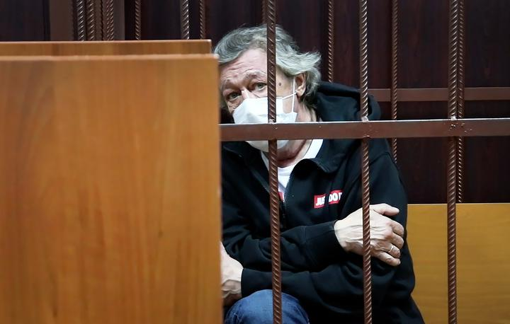 Суд по делу актера Ефремова: оглашен приговор