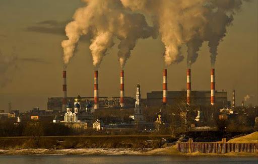 Днепровский завод получил разрешение на выброс вредных веществ в атмосферу