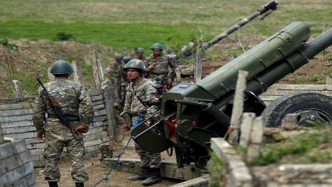 granica Armenii i Azerbajdzhana