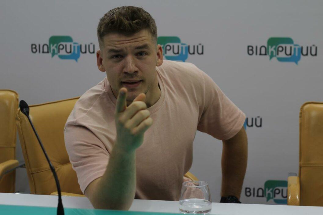 """Днепровский блогер Кирилл Макашов: """"Ошибайтесь как можно чаще"""""""