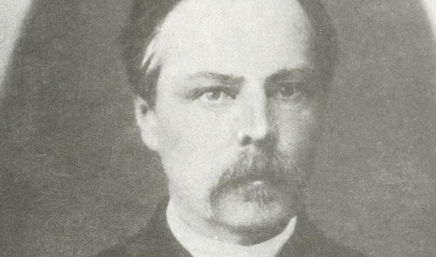 В Днепре обнаружили останки первого почетного гражданина Александра Поля