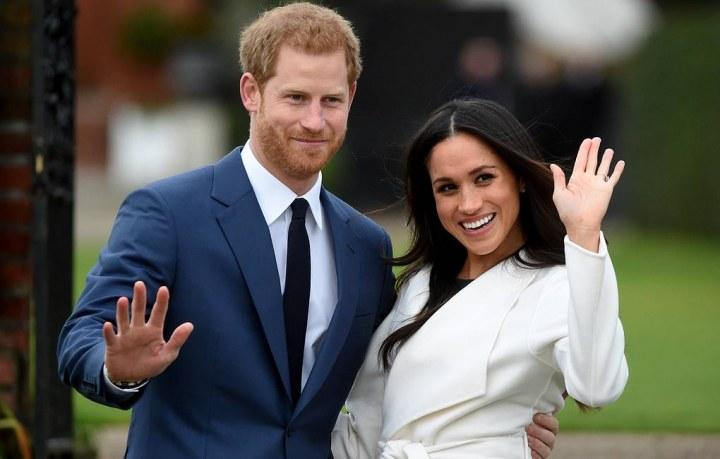 Супруга принца Гарри намерена баллотироваться на пост президента США