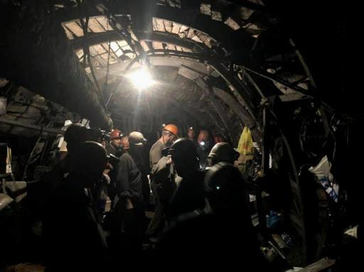 В Кривом Роге горняки четырех шахт объявили забастовку