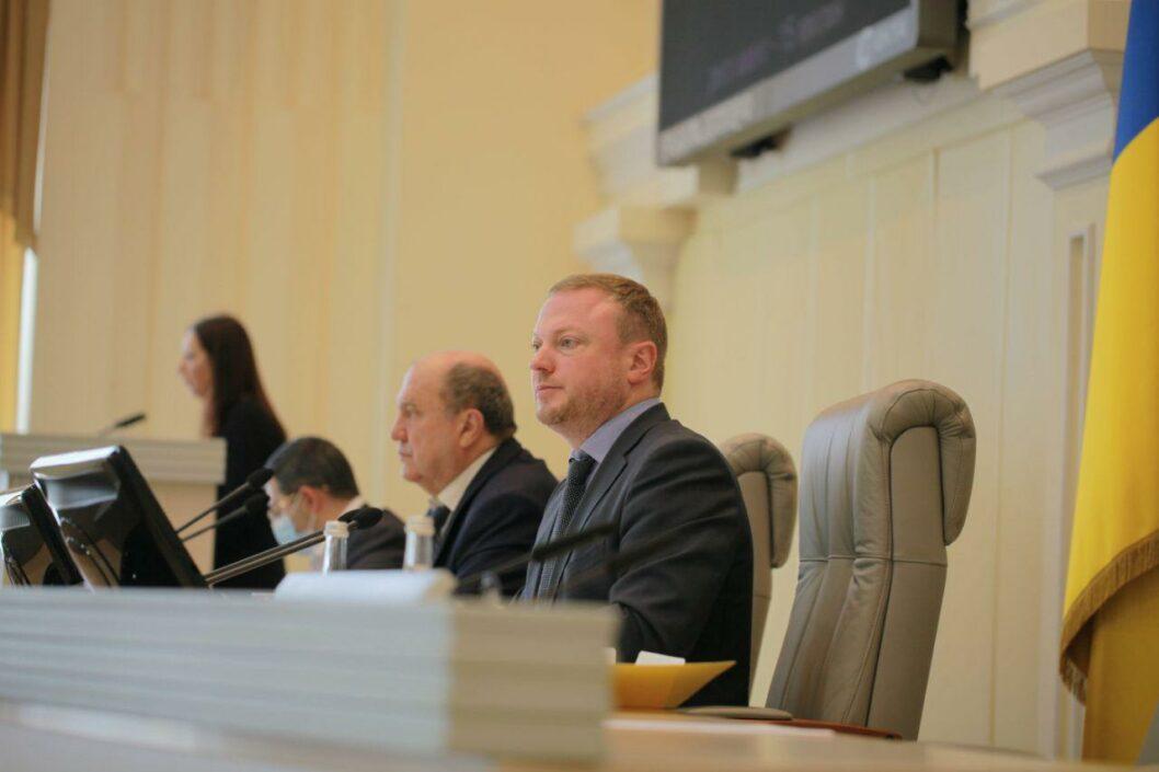 В Днепре прошла последняя сессия облсовета: итоги