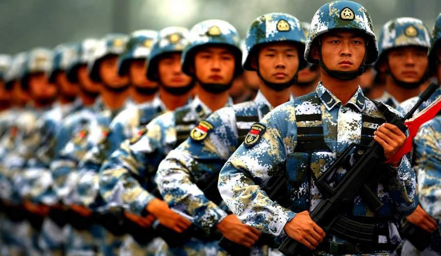 Глава Китая призвал армию страны готовиться к войне