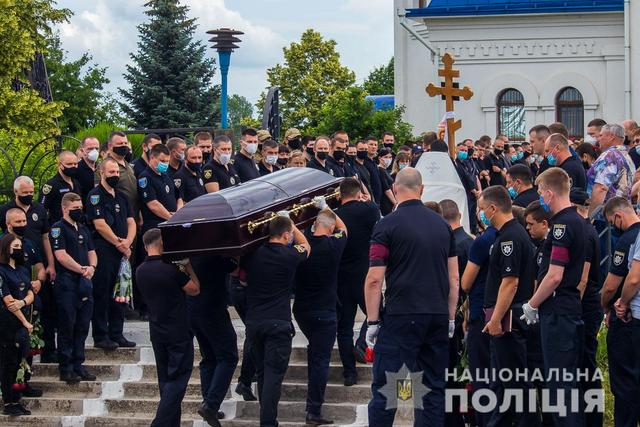 Убийство днепровского полицейского Дарвина Потуданского: задержан организатор (ВИДЕО)