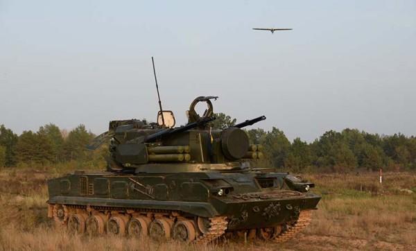 На Днепропетровщине испытывают новый беспилотник для армии (ФОТО)