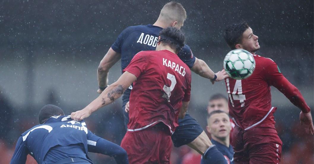 Триллер под дождем: СК Днепр-1 обыграл в Кубке Горняк (ВИДЕО)