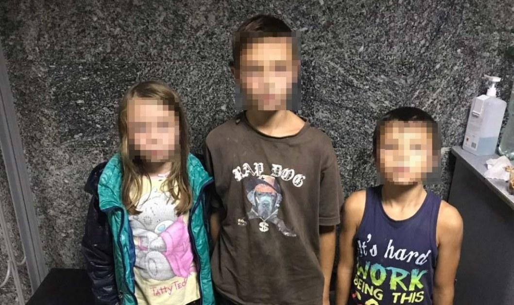 """""""Кукушка"""" из Каменского: женщина бросила на улице троих детей"""