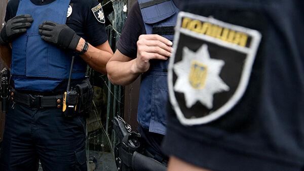 В Кривом Роге полиция разыскивает водителя Hyndai за вооруженное нападение
