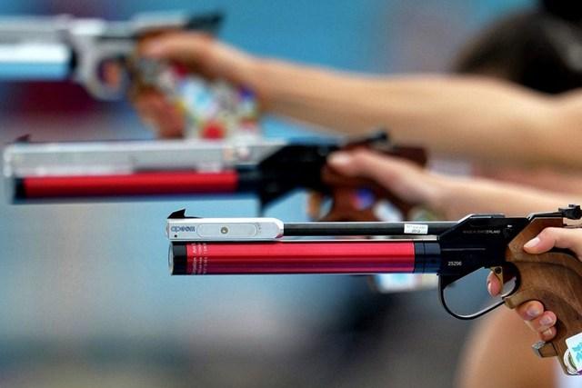 Днепровские спортсмены завоевали медали на чемпионате Украины по пулевой стрельбе