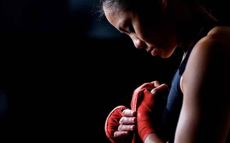 Малышки на миллион: днепровские боксерши завоевали 18 медалей на Кубке Украины