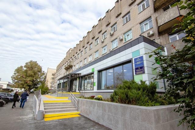 В Днепре после капитального ремонта центр медико-санитарной помощи №4 стал современным и доступным