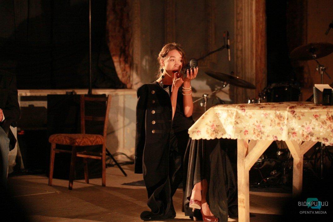 «Лучше злиться, чем стесняться»: в Днепре прошли премьеры спектакля и экспериментальной оперы о Заратустре