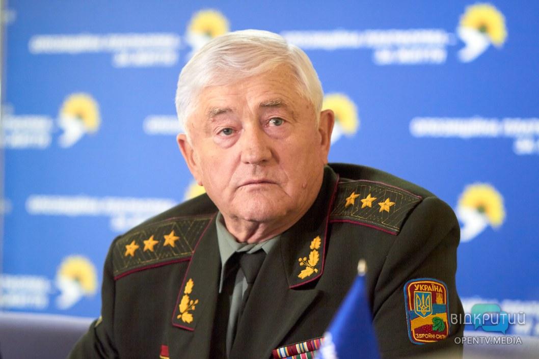 Ветераны Днепропетровщины идут на выборы вместе с партией ОПЗЖ — Відкритий