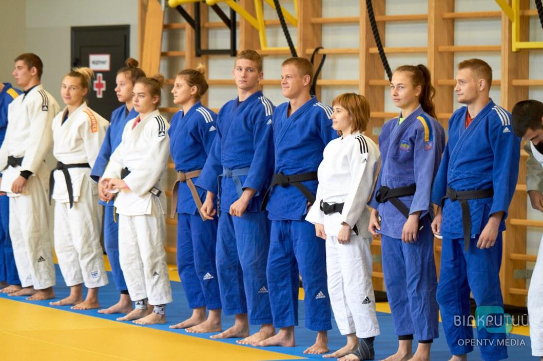 В Днепре наградили призеров Чемпионата Украины по дзюдо (ФОТО)