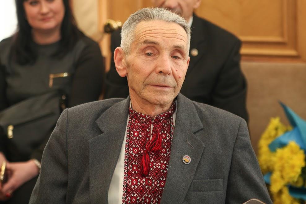 На Днепропетровщине умер бывший участник освободительных соревнований ОУН