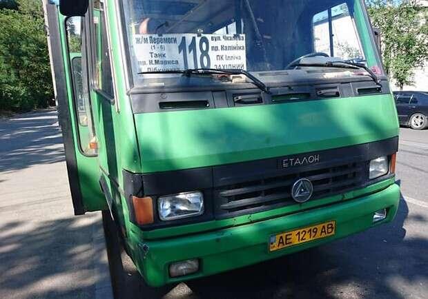В Днепре автобус №118 будет ездить по новому маршруту