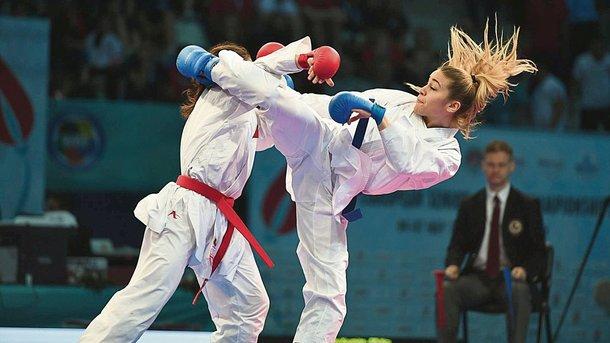 Больше сотни медалей: днепровские спортсмены вернулись с Чемпионата Украины по каратэ
