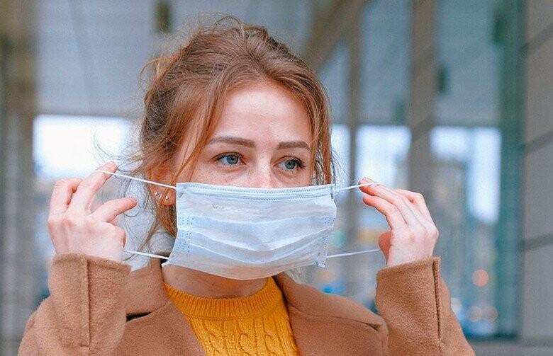 В Украине собираются ввести штрафы за неправильное ношение масок