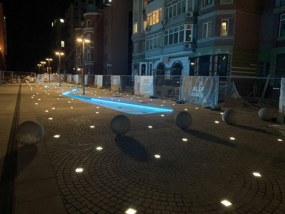 Екатеринославский бульвар II: когда открытие новой пешеходной зоны в Днепре