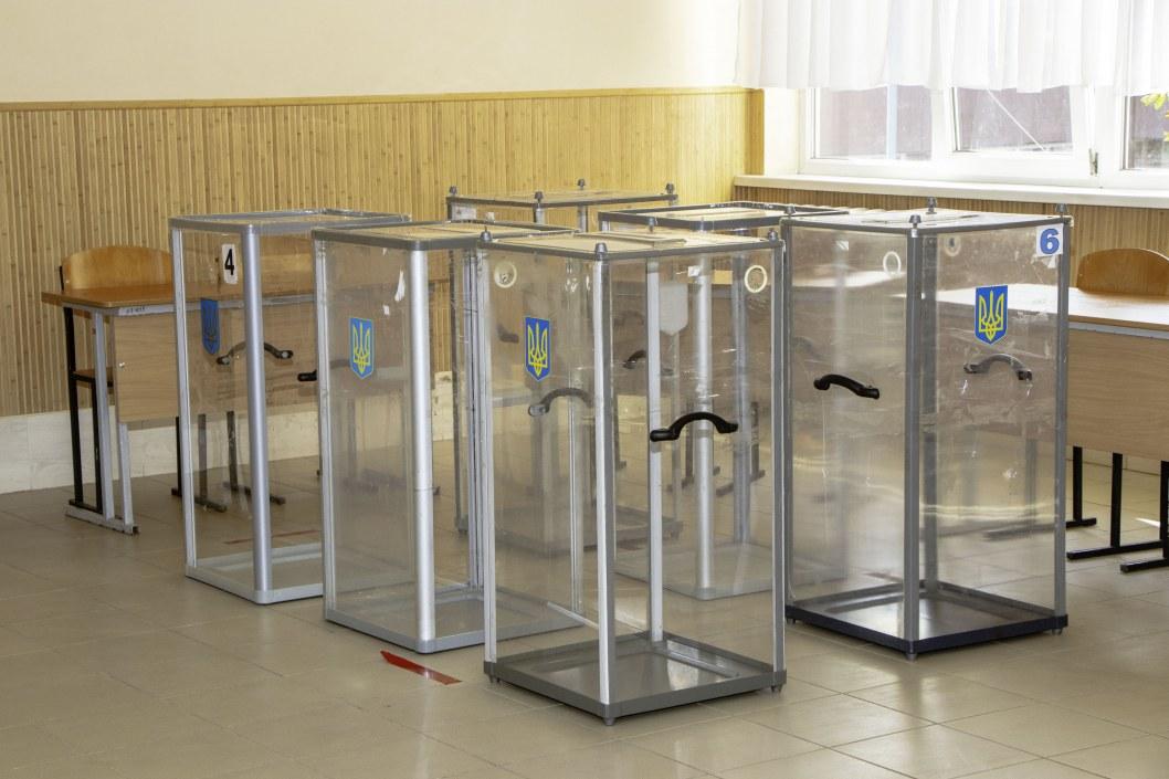 Инфекционная безопасность на всех 425 избирательных участках Днепра будет соблюдена