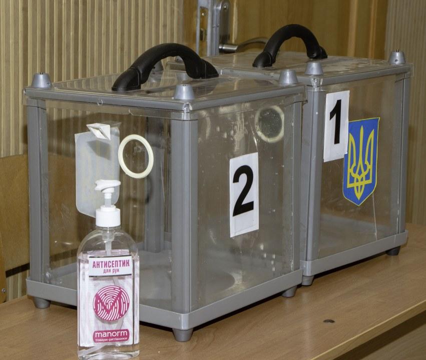 В Днепре продолжается мониторинг готовности участковых избиркомов к проведению выборов в условиях карантина