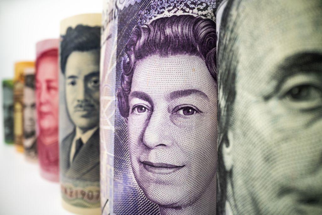 Актуальный курс валют на 5 октября