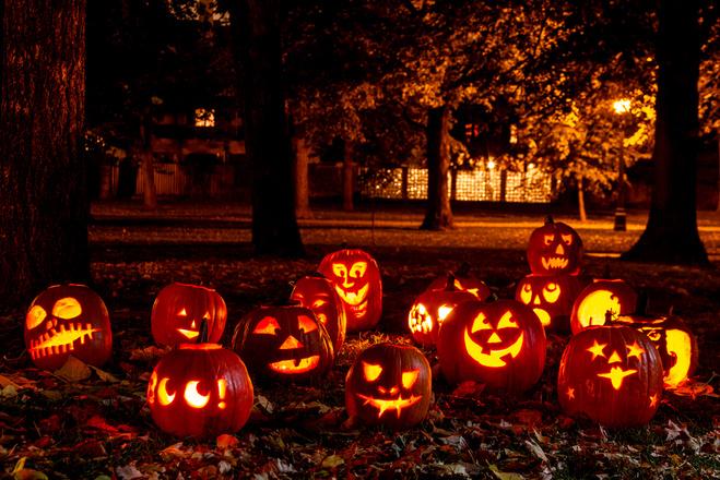 Как подготовиться к Хэллоуину и сделать праздничную тыкву