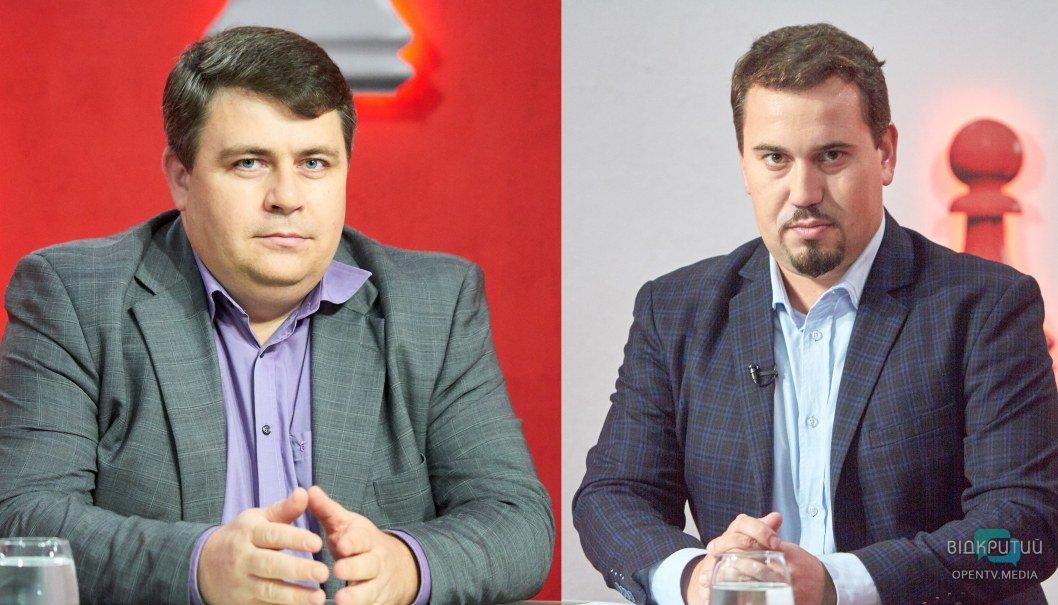 Вадим Головченко: о регистрации партий и работе избиркомов Днепра