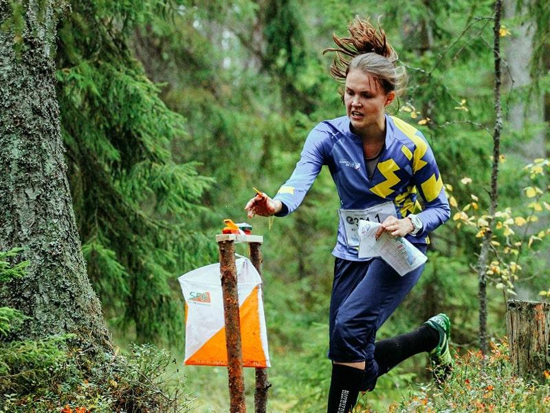 Днепровские спортсмены - чемпионы Украины по спортивному ориентированию