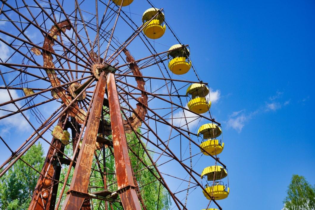 В Чернобыль будут возить школьников на экскурсии
