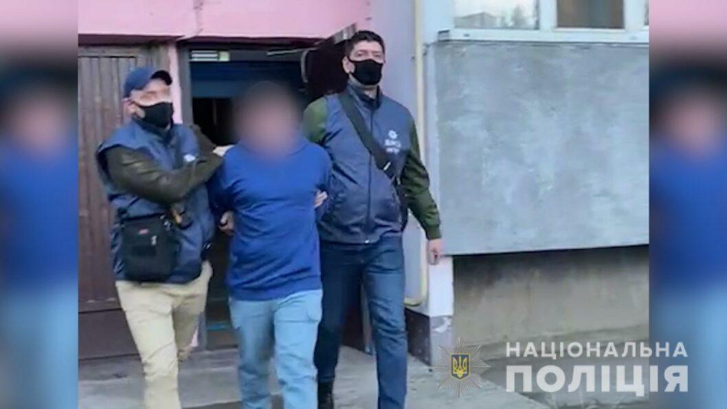 Полиция задержала уроженца Днепропетровщины за распространение детского порно