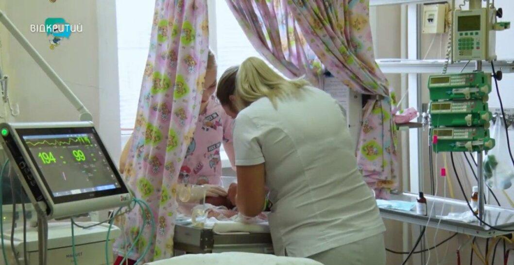 Центр матери и ребенка подписал меморандум с благотворительным фондом Днепра