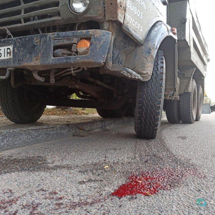 В Днепре на левом берегу сбили 12-летнего мальчика (ФОТО)
