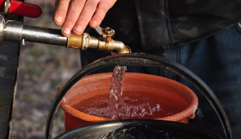 В Днепре аварийное отключение воды