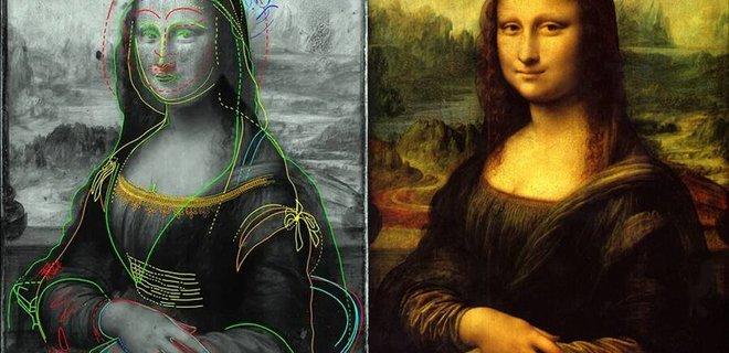 Секрет «Моны Лизы»: под картиной нашли скрытый набросок