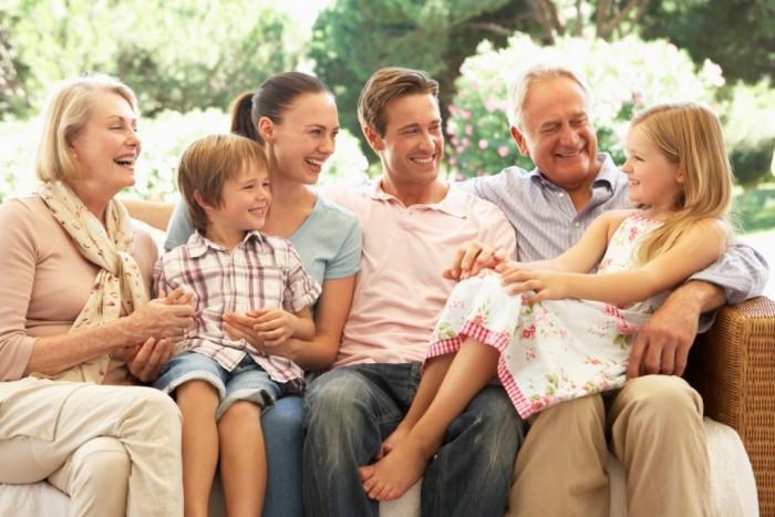 Частое общение с родными негативно влияет на здоровье, - учёные