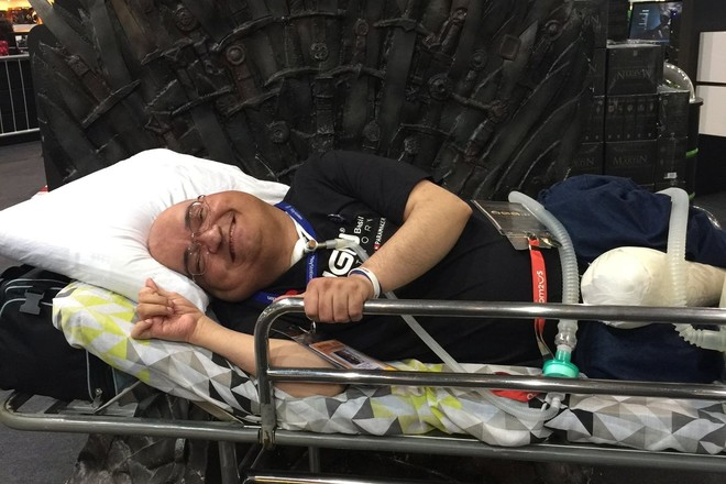 В Бразилии умер мужчина, который всю жизнь провел в больнице