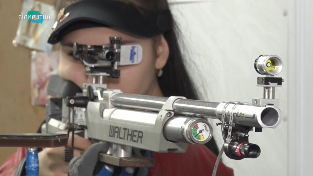 Днепряне завоевали медали на чемпионате Украины по пулевой стрельбе