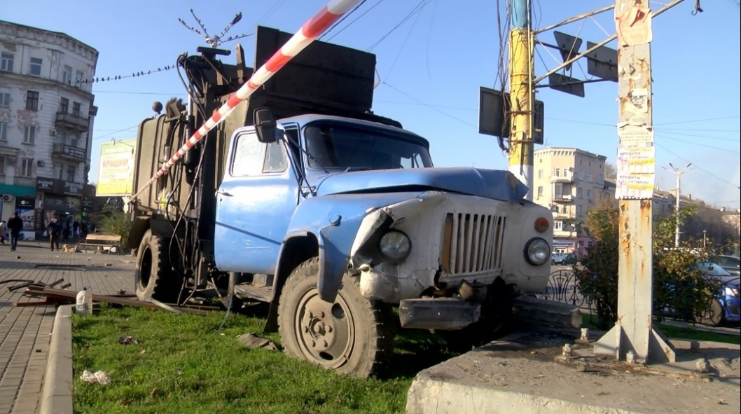 Подробности ДТП в центре Каменского: что с пострадавшими