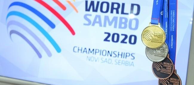 Спортсмены Днепропетровщины завоевали медали на чемпионате мира по самбо