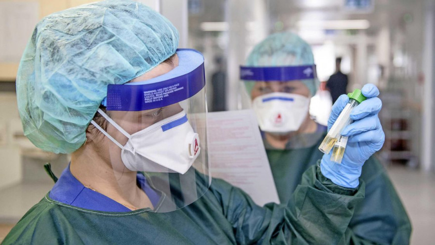 В Украине существенно уменьшилось количество тестирований на COVID-19