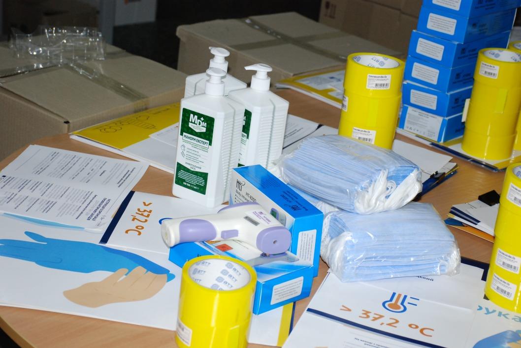 Противоэпидемические меры будут соблюдены на всех избирательных участках Днепра