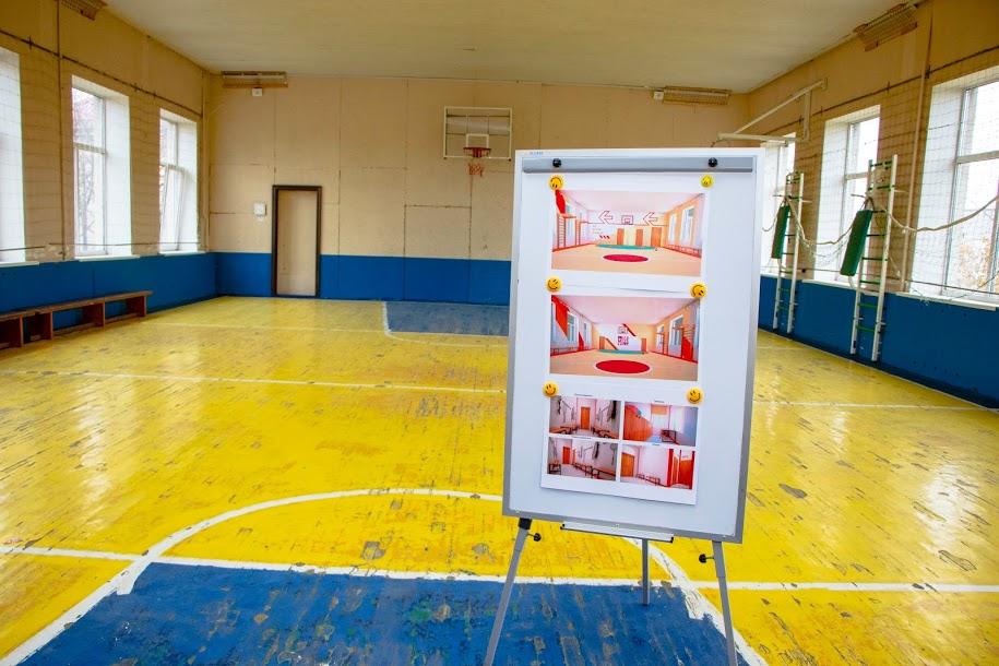 В учебных заведениях Днепра продолжат капитальные ремонты