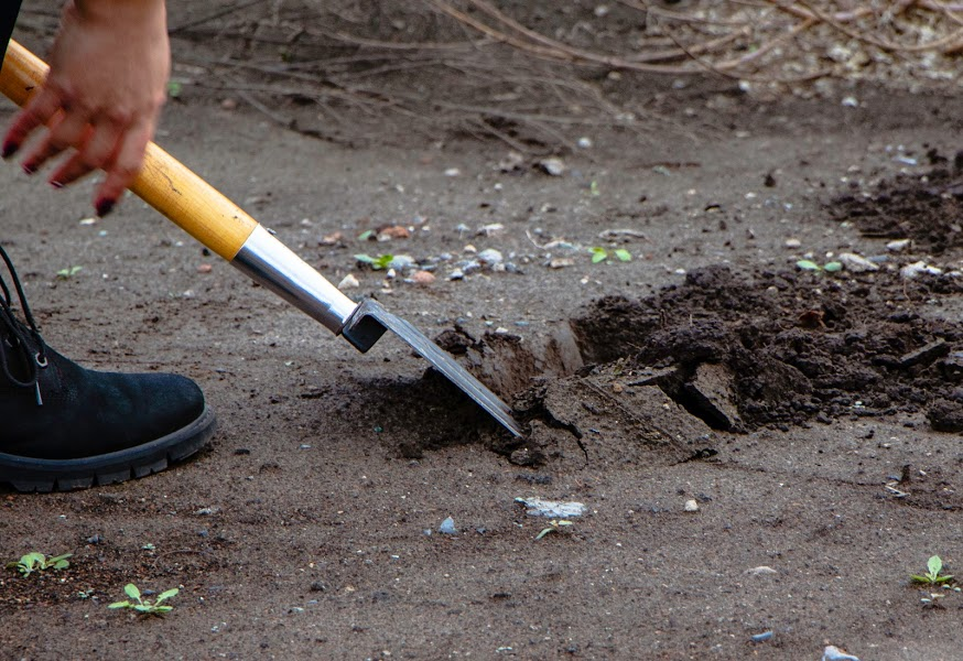 Ликвидация свалки на Мирном в Днепре: специалисты взяли пробы почвы